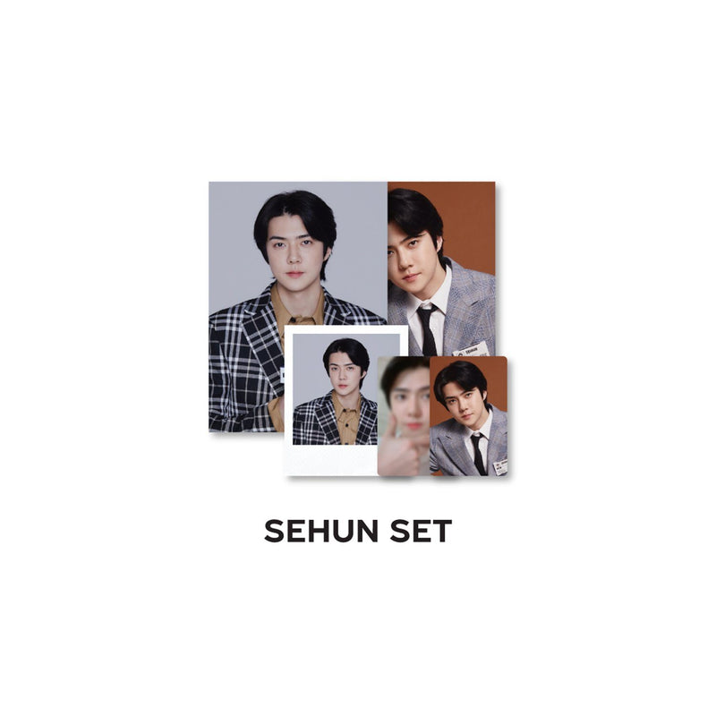 Pre-Order - EXO 2021 SG PHOTO PACK Accessories EXO