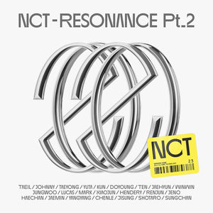 Pre- Order - NCT - The 2nd Album RESONANCE Pt.2 Digital Album Albums NCT127