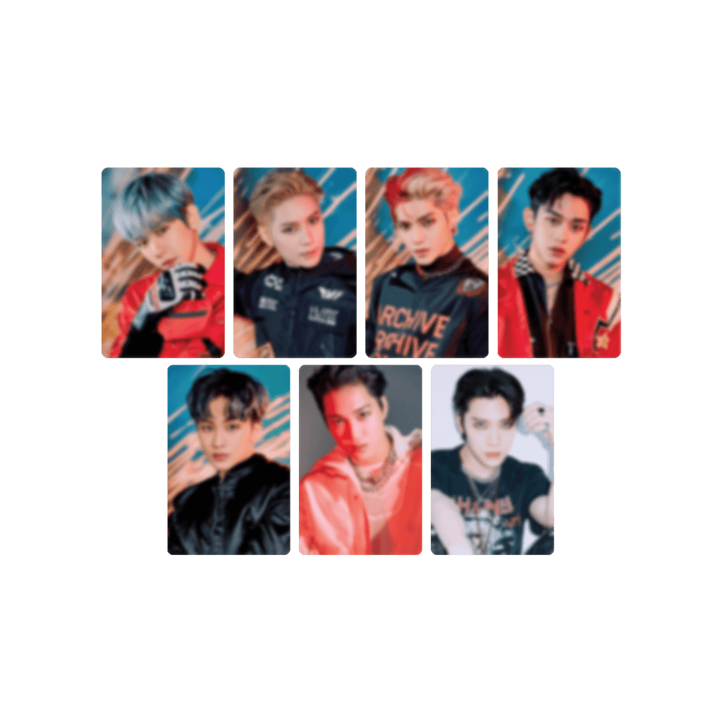 Pre-Order - SuperM Mini Brochure and Photo Card Set + Digital Album Accessories SuperM
