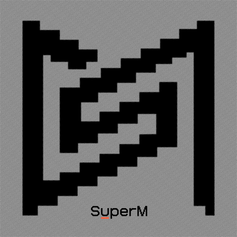 Pre-Order - SuperM The 1st Album 'Super One' (TAEMIN Ver.) Albums SuperM