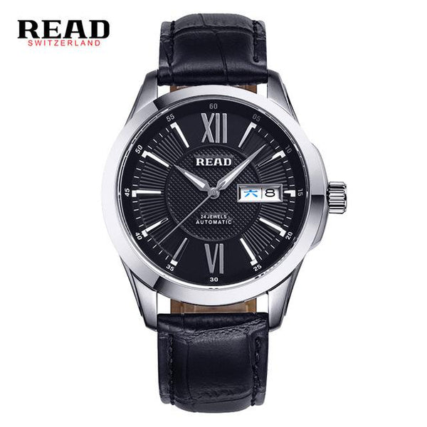 READ watch the royal knight series fully automatic machinery male table R8016 surface of Rome8016