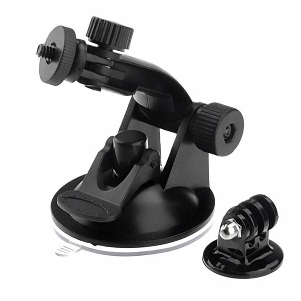 2016 High Quality Stick Suction Cup Mount Tripod Adapter Camera Accessories For Gopro Hero 4/3/2/HD