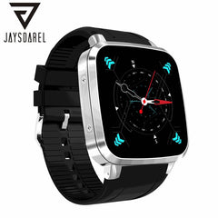 JAYSDAREL N8 Android 5.1 Smart Watch Phone SIM Card Heart Rate Monitor 8GB ROM GPS Wi-Fi Smart Wristwatch for Android iOS