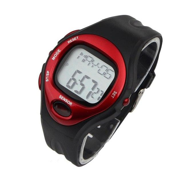 Pulse Heart Rate Monitor Smart Wristband Fitness Tracker Pedometer Sleep Tracker