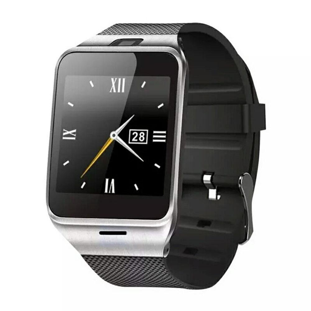 Splendid GV18 Bluetooth Smart Watch phone GSM NFC Camera Waterproof wristwatch for Samsung for iPhone