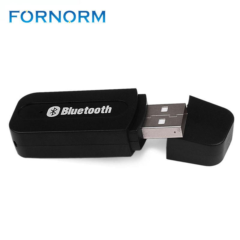 USB Bluetooth V2.0 Audio Music Receiver Universal 3.5mm Audio Receiver Adapter Transmitter For Headphone Speaker