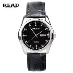 Original READ Men Mechanical Watches Men Luxury Brand Full Steel Waterproof 50m Business Automatic Wristwatches For Men R8021