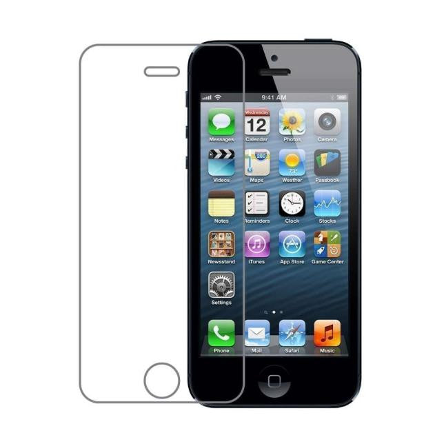 High Quality Premium Tempered Glass Film Screen Protector for iPhone 5C/ 5S 5