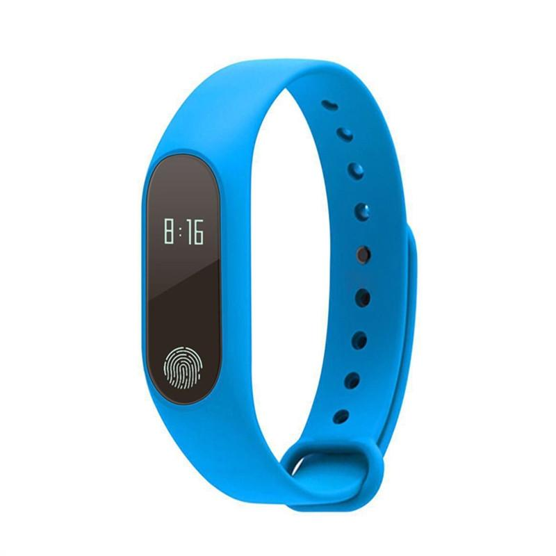 Waterproof Smart Heart Rate Bracelet Watch Bluetooth Fitness Activity Tracker