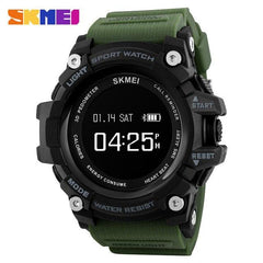 Bluetooth Smart Watch Men Heart Rate Sport Pedometer Calorie Top Luxury Brand Digital Smart Wristwatch For Iphone IOS Android