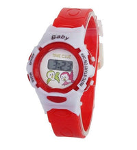 Watches Unisex Silicone Colorful Boys Girls Students Time Electronic Digital Wrist Sports Watch Children