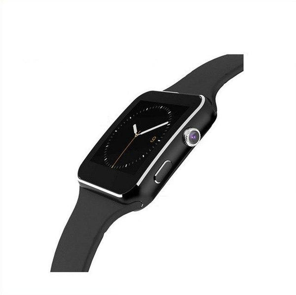 New Bluetooth X6 Smart Watch Men Relojes SIM TF Card relogio reloj inteligente Wearable Device Smartwatch For Android Phone