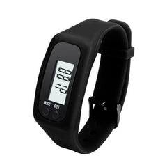 Relogio Feminino 2018 Digital LCD Pedometer Run Step Walking Distance Calorie Counter Watch Bracelet Hot Clock  Women Watches