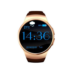 Watches Bluetooth Smart Watch Phone Full Screen Support SIM TF Card Smartwatch Heart Rate for apple IOS Androi