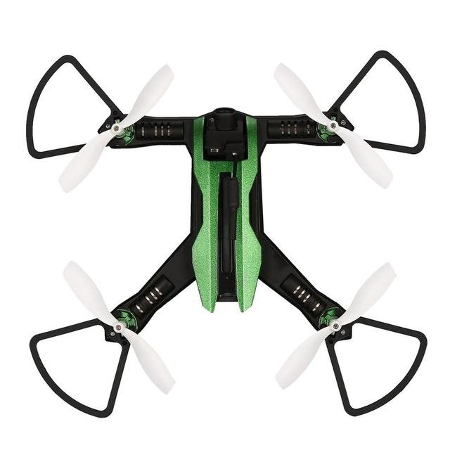 H825G 5.8GHz VR Racer FPV Drone with Camera 55km/h High Speed wind Resistance Double Alarm Headless One Key Return 3D Flip