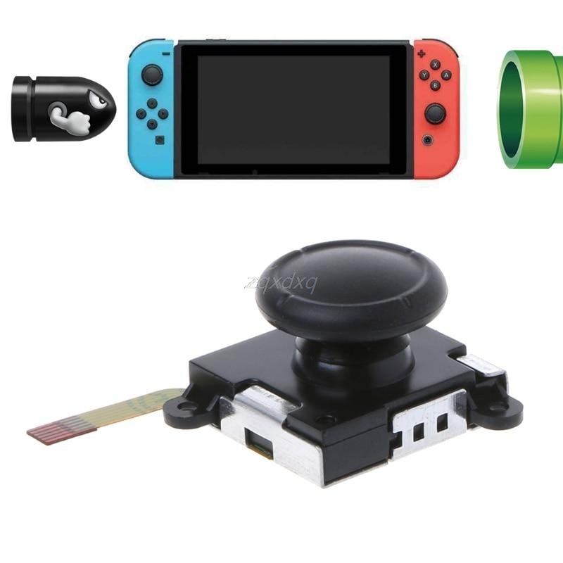 3D Analog Sensor Thumbstick Joystick For Nintendo Switch NS Joy-Con Controller July 241 Drop ship