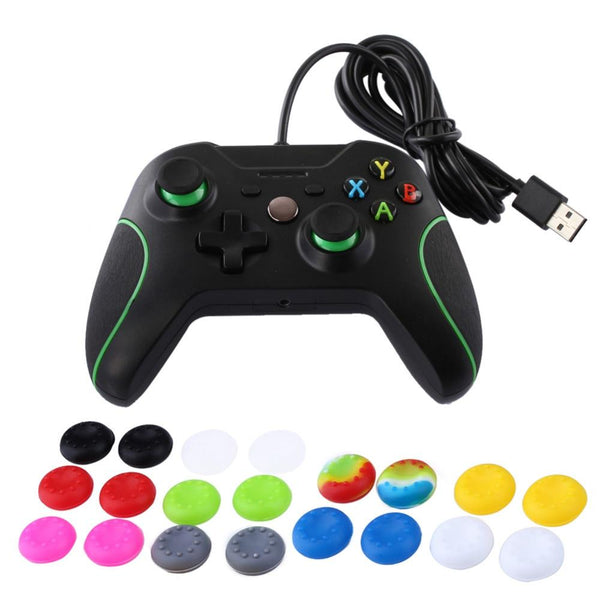20Pcs Thumbsticks Cap Rubber Silicone Analog Controller Thumb Stick Grips Cap Cover For PS2 PS3 PS4 XBOX ONE XBOX 360 Promotion