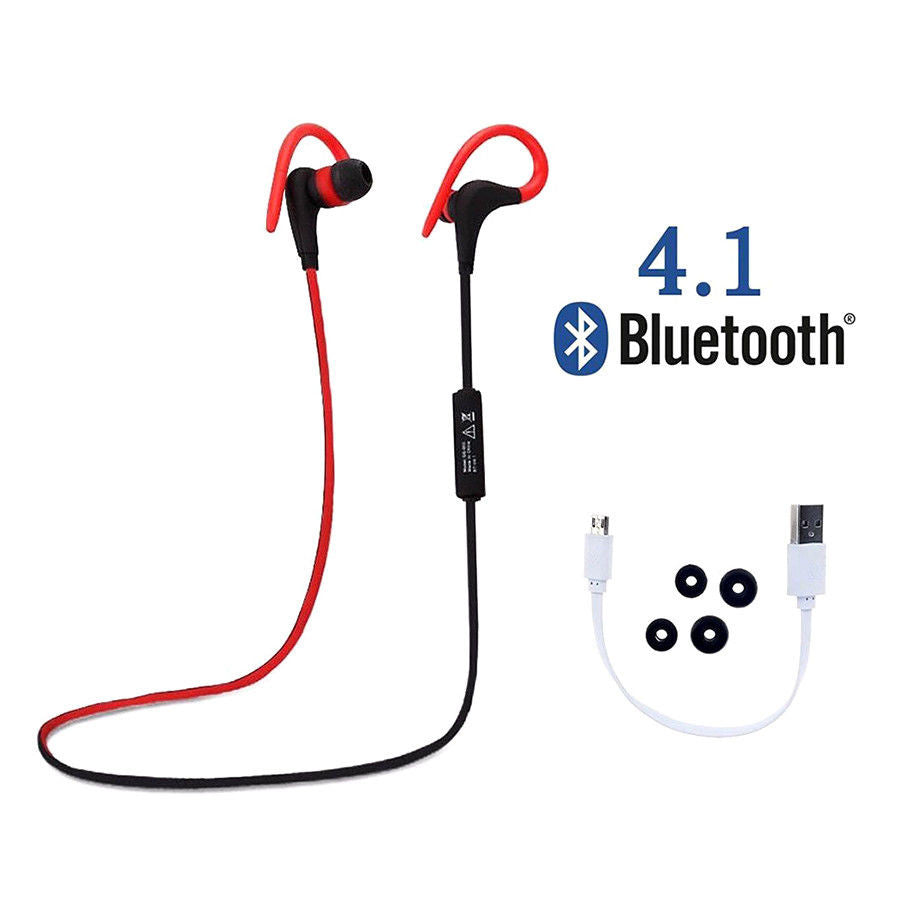 Mini In-Ear Wireless Bluetooth 4.1 Stereo Sports Headset Earphone Headphone