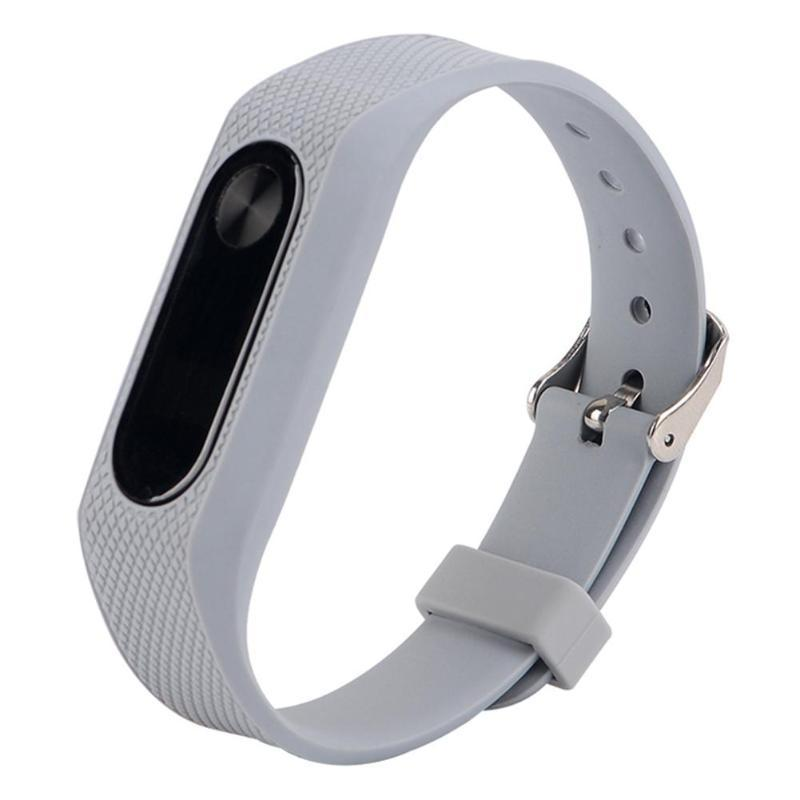 Silicone Bracelet Watch Strap For Miband 2 Strap Wristband Belt Colorful Replacement Smart Band Accessories For Xiaomi Mi Band 2