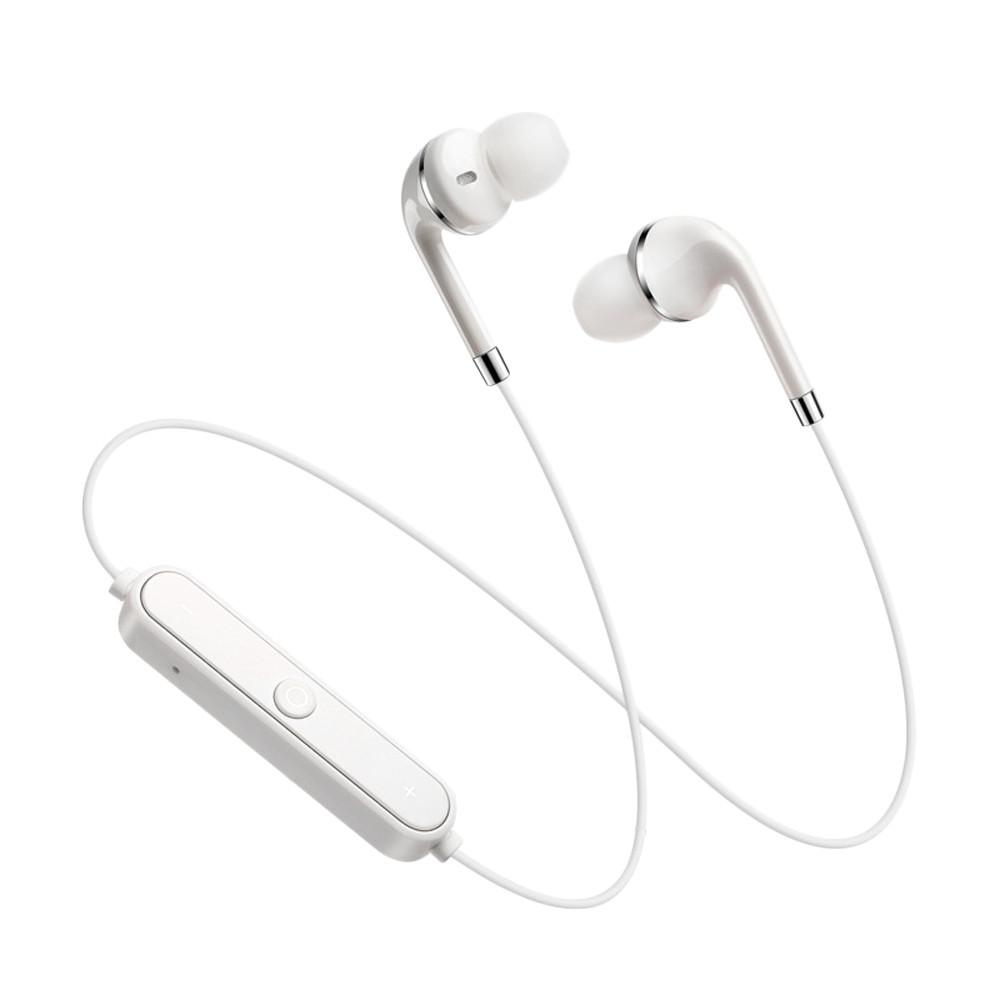 Bluetooth 4.1 Stereo Earphone Headset Wireless In-Ear Earbuds Headphone with Mic