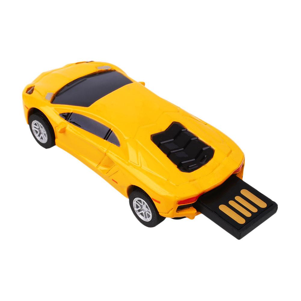 16GB Car USB 2.0 Flash Pen Drive External Memory Stick Storage Pendrive U Disk