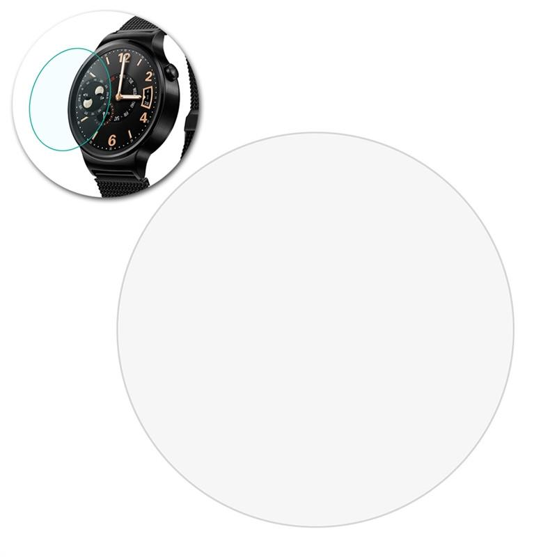 Premium Tempered Glass Film Screen Protector for Huawei Watch (Transparent)
