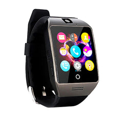 1.54 inch Screen Bluetooth Smart Watch Fitness Watch Pedometer Sedentary Activity Tracker Smart Bracelet Phone Band with Camera