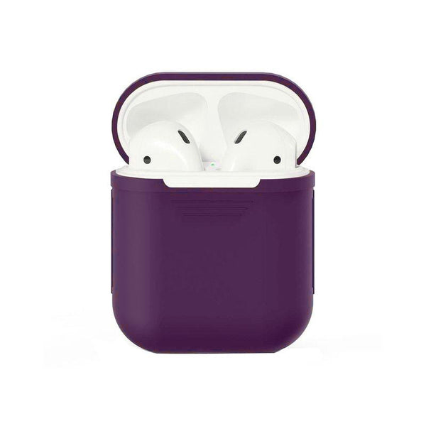 Non-slip Silicone Case Cover Earphones Pouch for Apple AirPod