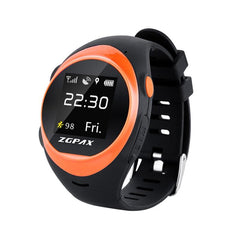 S888 GPS Tracking Watch Phone Smart Watch SIM SOS Emergency Call Smartwatch GPS LBS WiFi Locator Tracker Anti-lost GPS Watch for The Elder and Kids