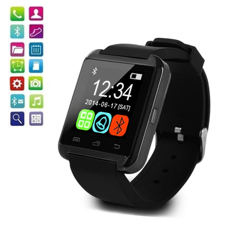 U8 Smart Watch Men Smartwatch Women Intelligent Watch Touch Screen Bluetooth Smart Watches For Android IOS relogio masculino