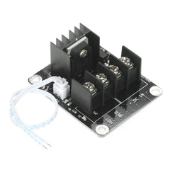 Heat Bed Power Module Expansion Hot Bed MOS Tube Accessory for 3D Printer