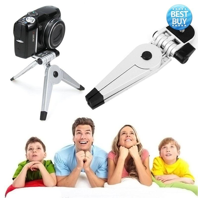 Best Photography Mini Portable Tripod Desk for Camera Camcorder DSLR New