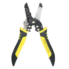 TNI-U TU-053+ Multifunctional Cable Wire Stripper Cutter Crimping Pliers Stripping Tool
