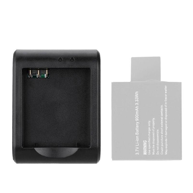 New Li ion Charger for SJCAM SJ4000 SJ5000 SJ6000 Camera