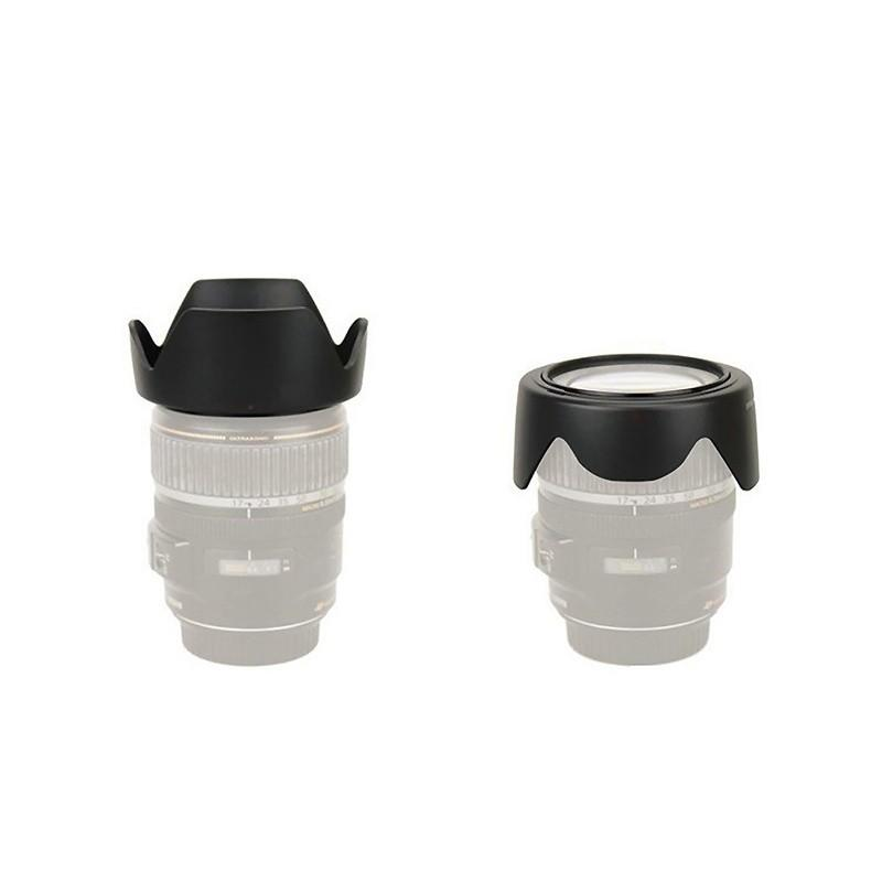Black HB 45 II Bayonet Lens Hood for Camera