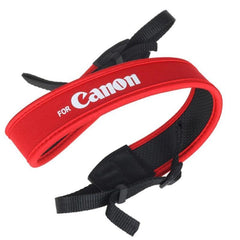 Adjusted Neoprene Neck Strap Belt for Canon Nikon Sony Pentax DSLR Camera