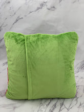 Load image into Gallery viewer, Jade with Red Pocket Reading Pillow