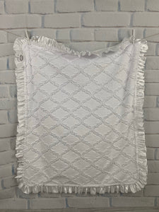 White Lattice Gift Set