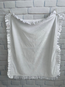 White Baptism Set