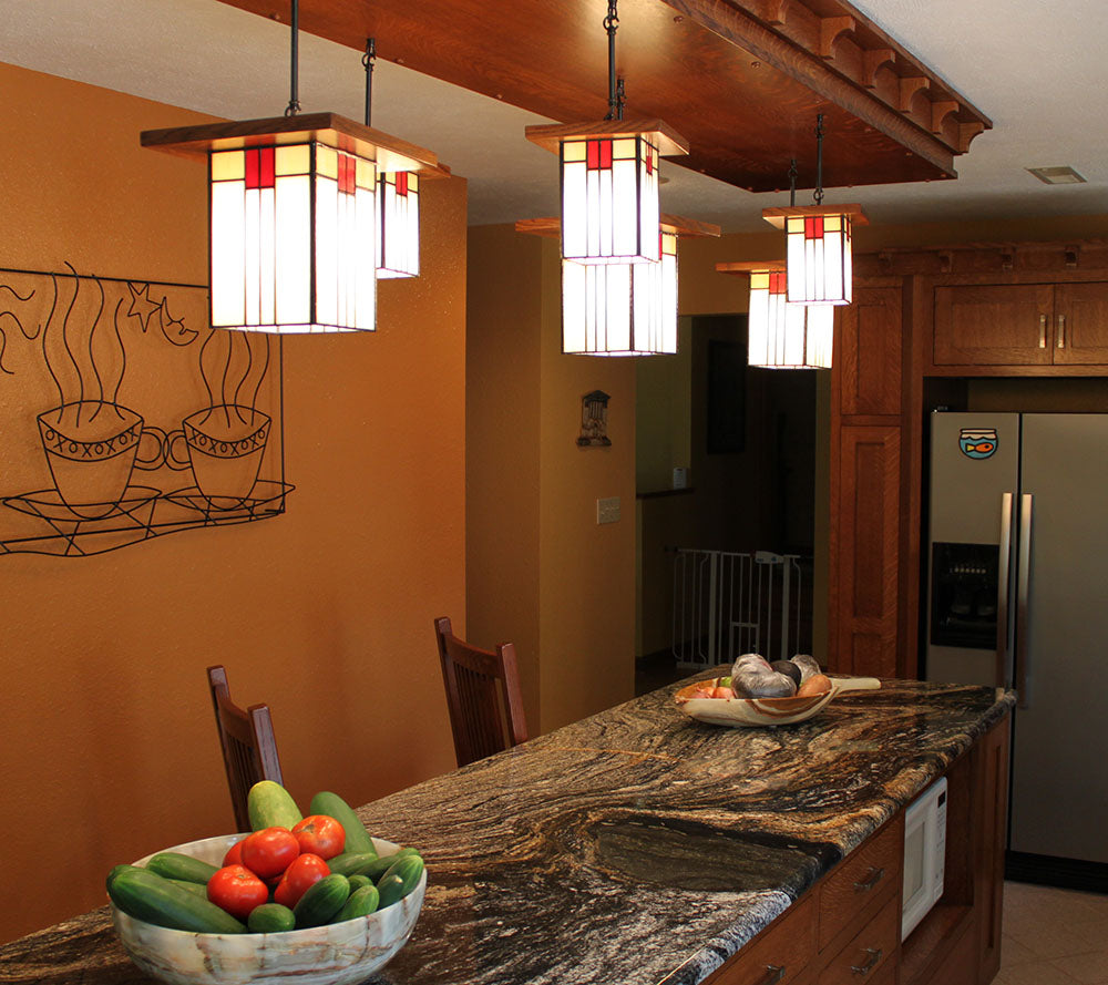 Build Your Own Kitchen Island Light Fixture