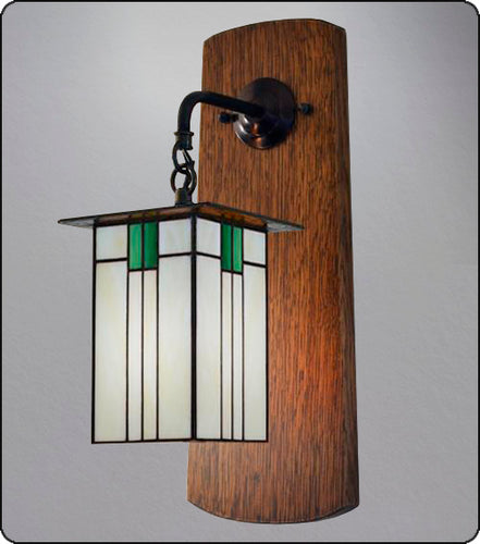 Arts & Crafts Wall Sconce