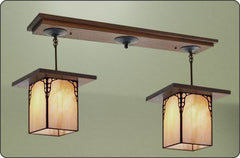 Craftsman Dual Kitchen Light #501-2