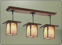 Craftsman Lighting Fixture #501