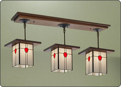 Craftsman Light Fixture #506