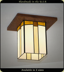 Craftsman Ceiling Mounted Lantern #759