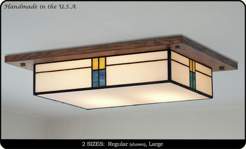 Mission Light Fixture #707