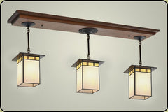 Multi Pendant Light Fixture #811