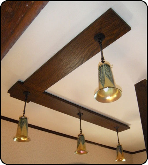 Custom Pendant Hall Lighting