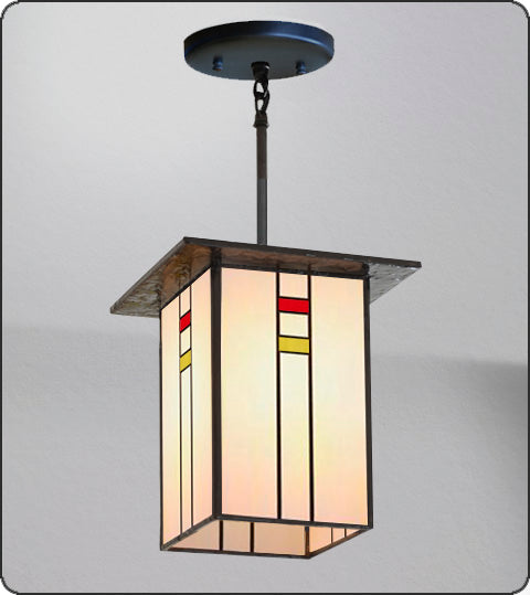 Craftsman Pendant Light #212