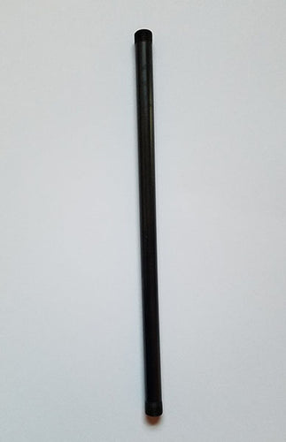 Black Finish Rods for Mission Studio light fixtures